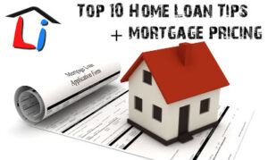 Top 10 Home Loan Tips + Mortgage pricing | LiveInsure