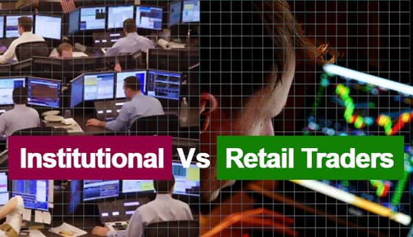 Institutional Traders vs. Retail Traders: What's the difference?