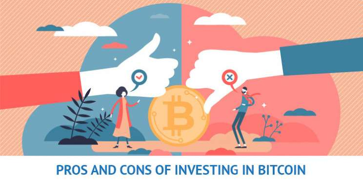 Advantages & Disadvantages of Bitcoin Investment ?